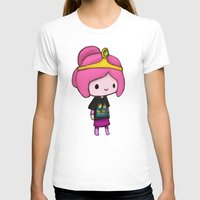 princess bubblegum T-shirts featuring Bubblegum Princess by Kam-Fox