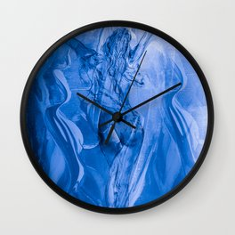 Hot and cold 100 Wall Clock