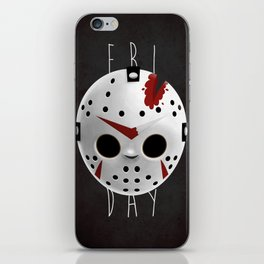 Friday iPhone Skin