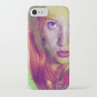 angel iPhone & iPod Cases featuring Angel by Ganech joe