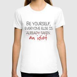 Uniqueness T-shirt