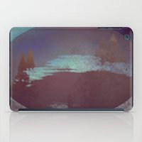 lunar iPad Cases featuring Lunar Light by Jane Lacey Smith