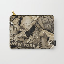 AGLOE, NEW YORK  Carry-All Pouch