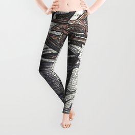 Waves of Roasted Goodness Leggings