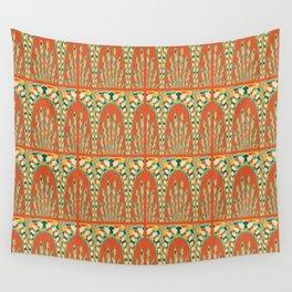Arcs pattern Wall Tapestry