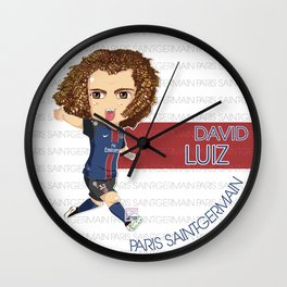 David Moreira Wall Clock