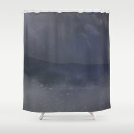 Magical Night Shower Curtain