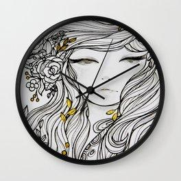 Mitsuko (光子) Wall Clock
