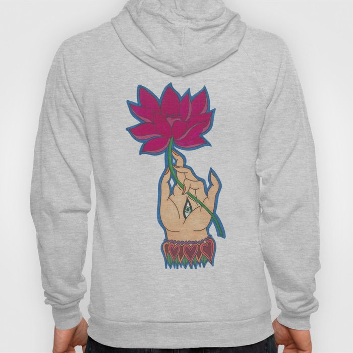 Indian Hand by Shane A. Hoody