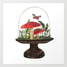 Vivarium No.1  Print  Art Print