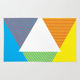 Color Wheel, design by Christy Nyboer Rug