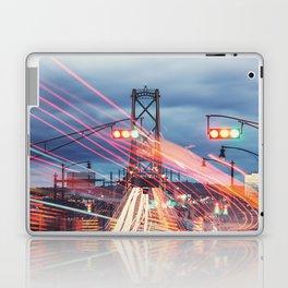 Rush Hour Blur Laptop & iPad Skin