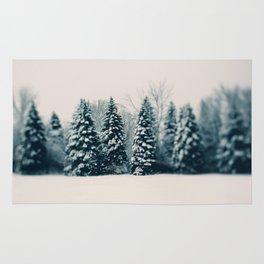 Winter & Woods Rug