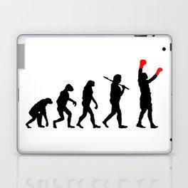 Boxing Evolution Art Laptop & iPad Skin
