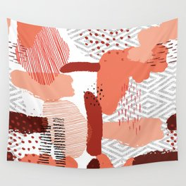 Canyon Clay Wall Tapestry