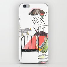 Sleepwalking iPhone & iPod Skin