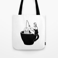 Laid-Back Time Tote Bag
