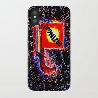 bazinga iPhone & iPod Cases featuring BAZINGA!   -   012 by Lazy Bones Studios