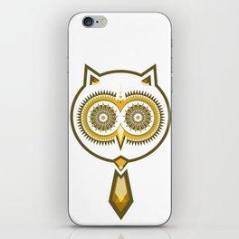 Mr. Owl iPhone Skin