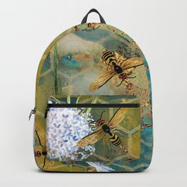 Halcyon Days Bees Backpack