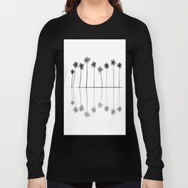 Palm Reflections II Long Sleeve T-shirt