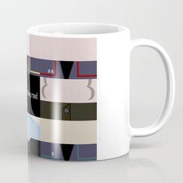 It's been a long road - Star Trek: Enterprise ENT - startrek Trektangle minimalist - trektangles Coffee Mug