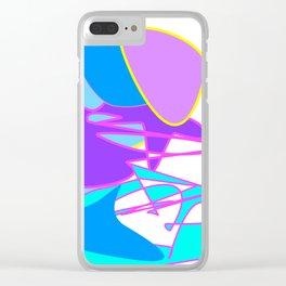 mazie Clear iPhone Case