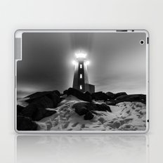 Walk the Winter Laptop & iPad Skin