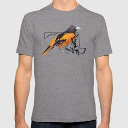 Maryland – Baltimore Oriole T-shirt