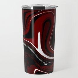 ABSTRACT LIQUIDS X Travel Mug