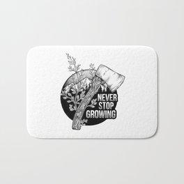 GROWING Bath Mat