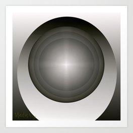 Symmetrica 01 Art Print