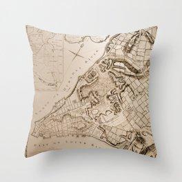 New-York1775 Throw Pillow