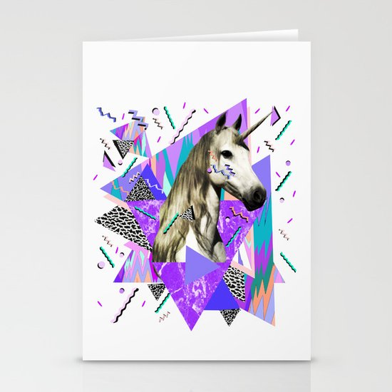 ACID WAVVES Stationery Cards