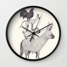 bremen Wall Clock