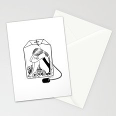 Lady Grey Tea Stationery Cards
