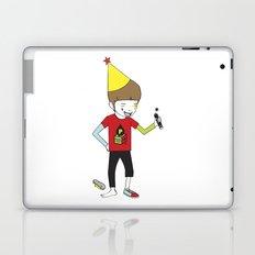 PAUL CRACKER BOY Laptop & iPad Skin