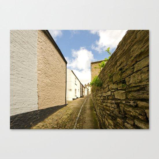 Post House Wynd Canvas Print