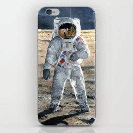For All Mankind iPhone Skin