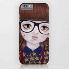Margot- Hipster Girl iPhone 6s Slim Case