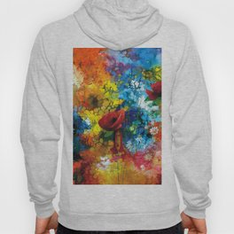 Poppies Ladies I Hoody