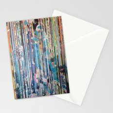RIPPED STRIPES Stationery Cards