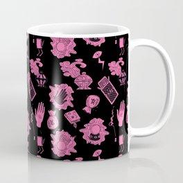 WITCHY - Small pattern Coffee Mug
