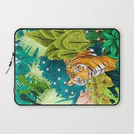 Jungle Tiger Laptop Sleeve