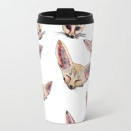 Fennec Foxes Travel Mug