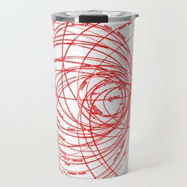 Family of Comets Travel Mug
