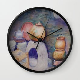 Berber Kitchen WC170413a-11 Wall Clock