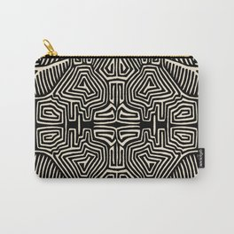 Kuna Indian Mola Pajaro Carry-All Pouch