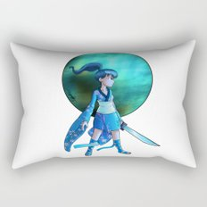 Pluto Princess Rectangular Pillow