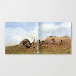 Big Bent National Park  Canvas Print